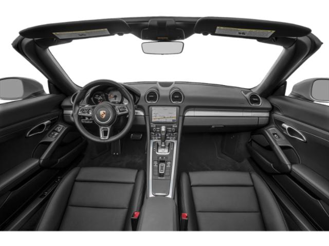 2018 Porsche 718 Boxster Prices and Values Roadster 2D H4 Turbo full dashboard