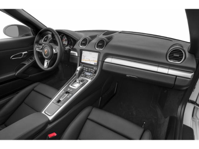 2018 Porsche 718 Boxster Prices and Values Roadster 2D H4 Turbo passenger's dashboard