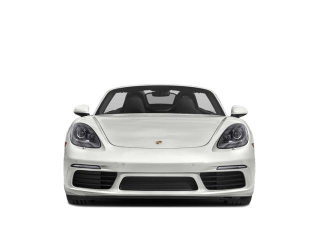 2018 Porsche 718 Boxster Base Price S Roadster Pricing front view