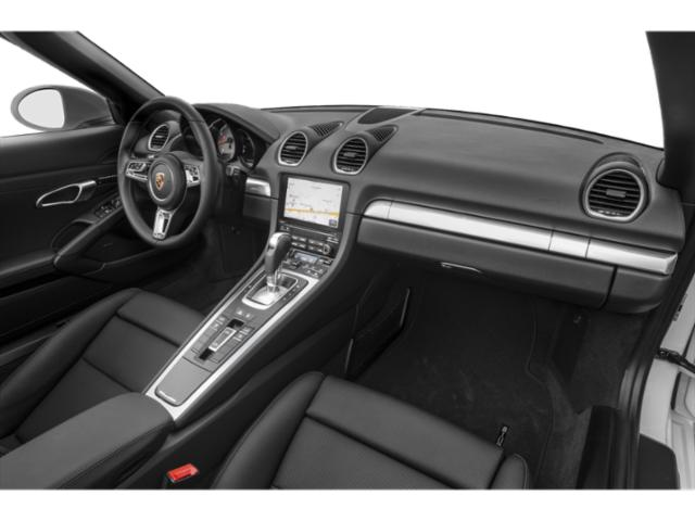 2018 Porsche 718 Boxster Base Price S Roadster Pricing passenger's dashboard