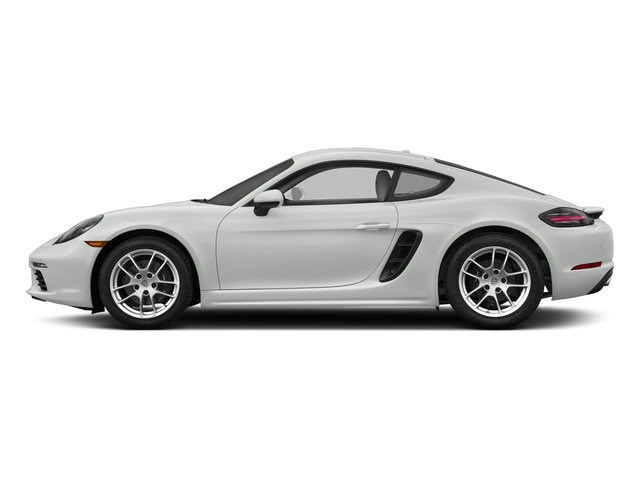 2018 Porsche 718 Cayman Base Price Coupe Pricing side view