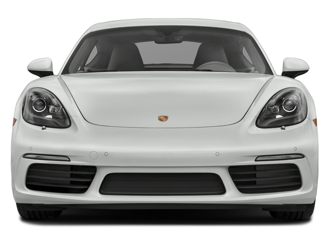2018 Porsche 718 Cayman Base Price Coupe Pricing front view
