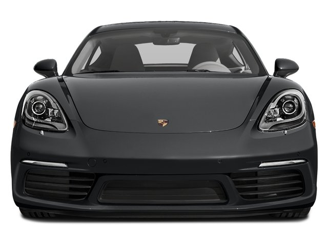 2018 Porsche 718 Cayman Base Price S Coupe Pricing front view