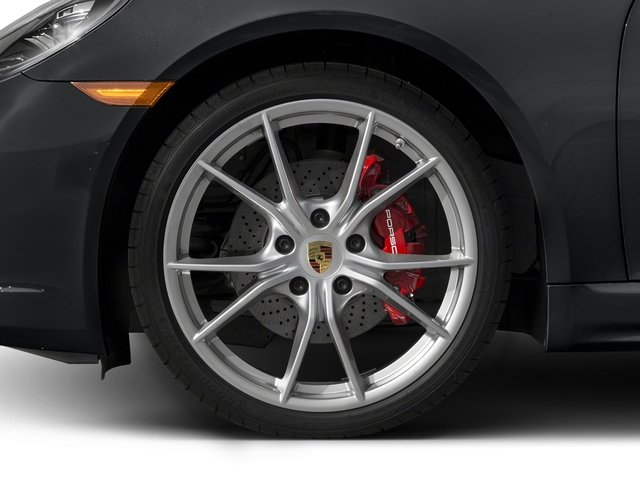 2018 Porsche 718 Cayman Prices and Values Coupe 2D S H4 Turbo wheel