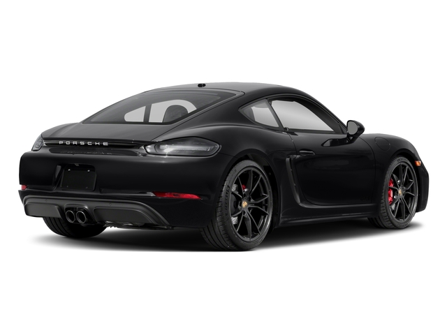 2018 Porsche 718 Cayman Base Price GTS Coupe Pricing side rear view