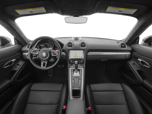 2018 Porsche 718 Cayman Pictures 718 Cayman GTS Coupe photos full dashboard