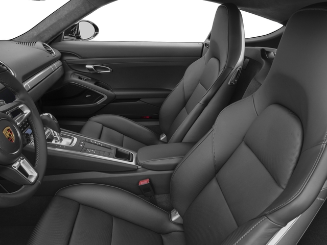 2018 Porsche 718 Cayman Base Price GTS Coupe Pricing front seat interior