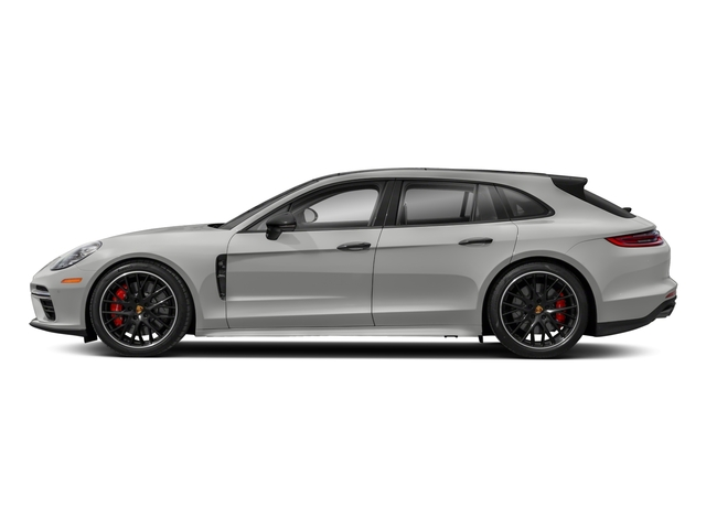 2018 Porsche Panamera Base Price Turbo Sport Turismo AWD Pricing side view