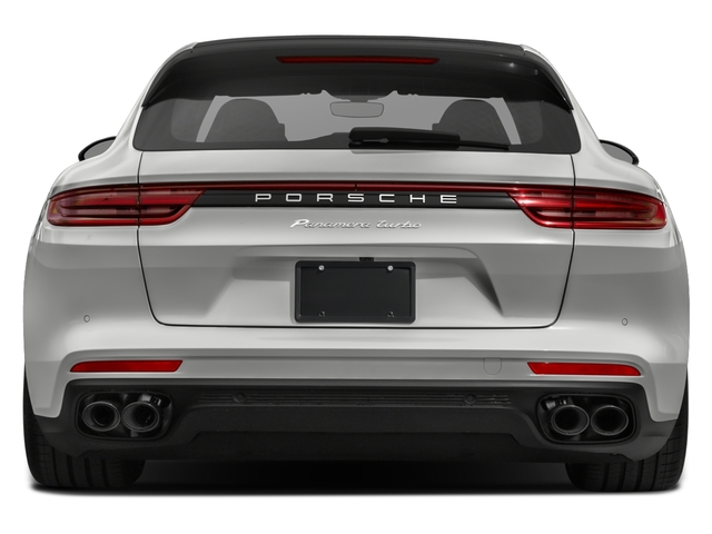 2018 Porsche Panamera Base Price Turbo Sport Turismo AWD Pricing rear view