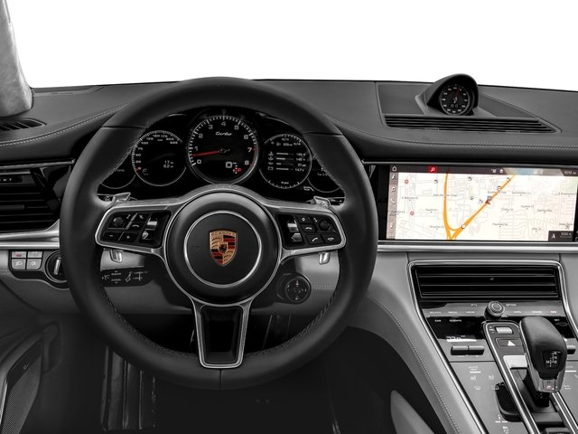 2018 Porsche Panamera Pictures Panamera 4S Sport Turismo AWD photos driver's dashboard
