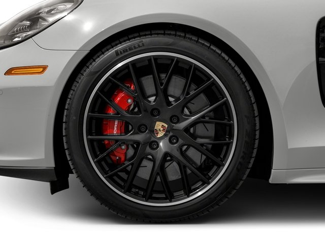 2018 Porsche Panamera Base Price Turbo Sport Turismo AWD Pricing wheel