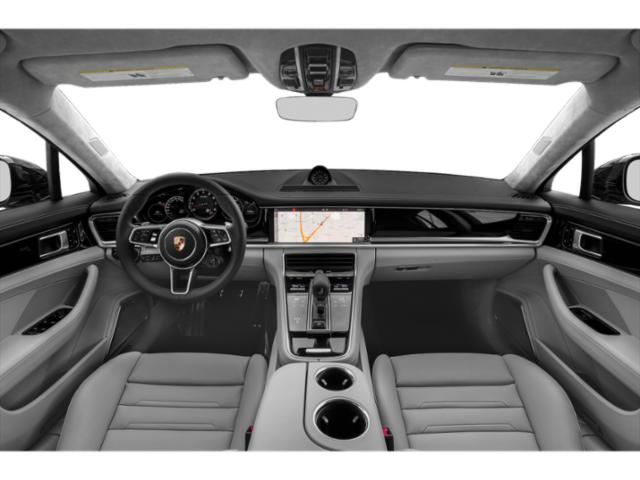 2018 Porsche Panamera Base Price 4S Sport Turismo AWD Pricing full dashboard