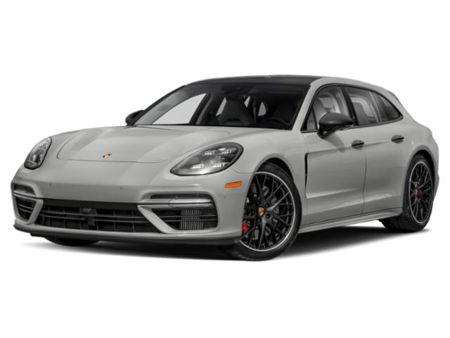 2018 Porsche Panamera Base Price 4S Sport Turismo AWD Pricing side front view