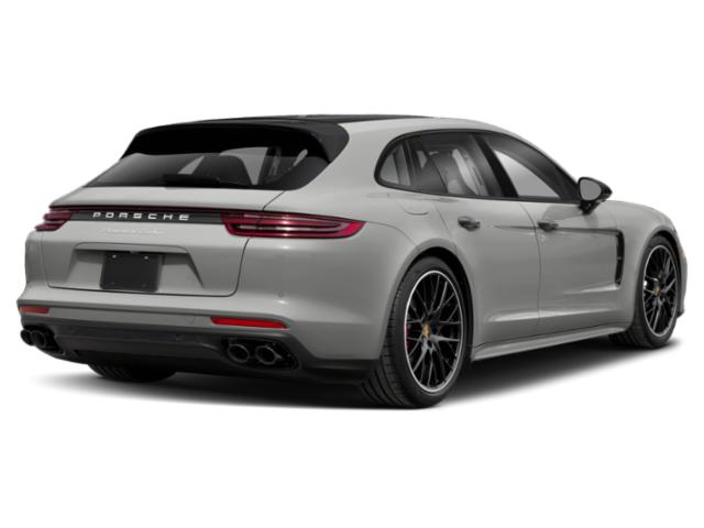 2018 Porsche Panamera Base Price 4S Sport Turismo AWD Pricing side rear view