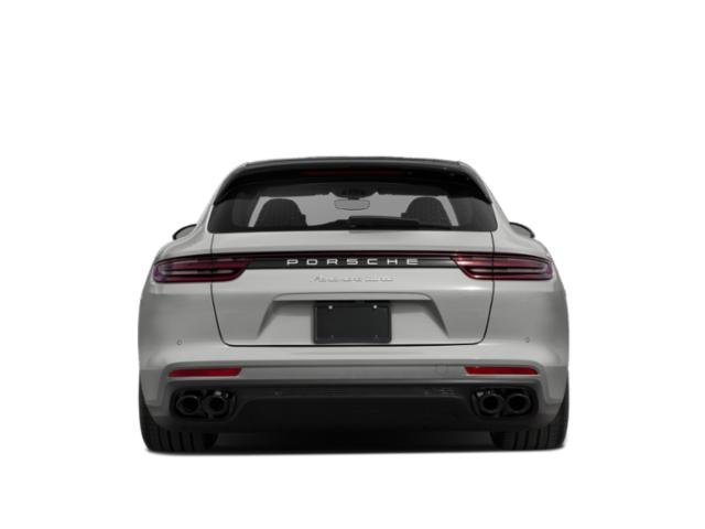 2018 Porsche Panamera Base Price 4S Sport Turismo AWD Pricing rear view