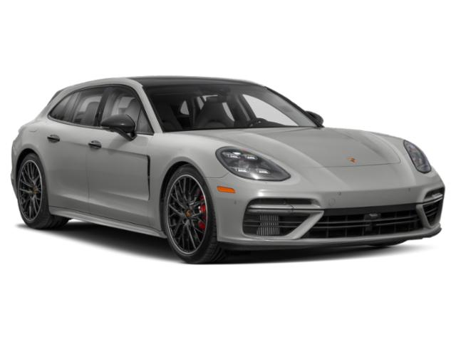 2018 Porsche Panamera Prices and Values Hatchback 4D 4 Sport Turismo AWD side front view