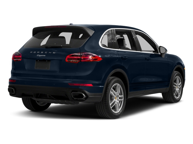 2018 Porsche Cayenne Base Price AWD Pricing side rear view