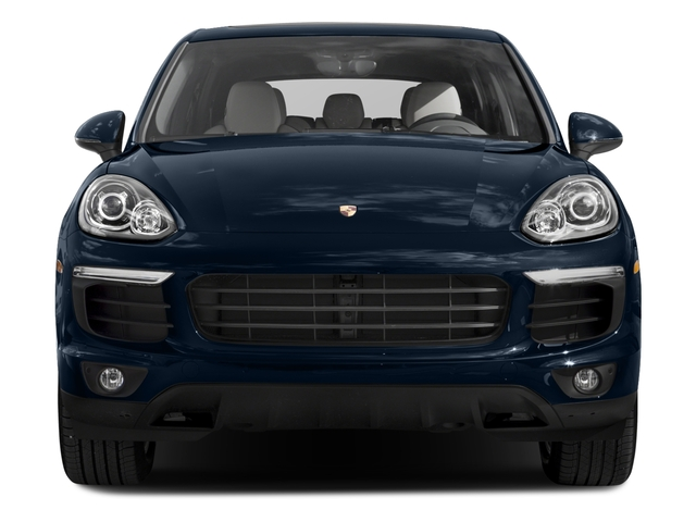 2018 Porsche Cayenne Base Price AWD Pricing front view