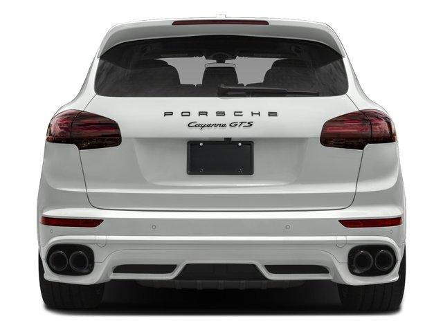 2018 Porsche Cayenne Base Price GTS AWD Pricing rear view