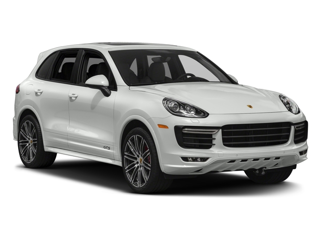 2018 Porsche Cayenne Prices and Values Utility 4D GTS AWD V6 Turbo side front view