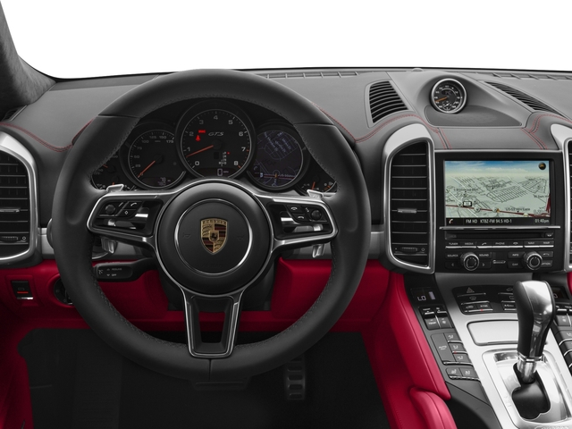 2018 Porsche Cayenne Base Price GTS AWD Pricing driver's dashboard
