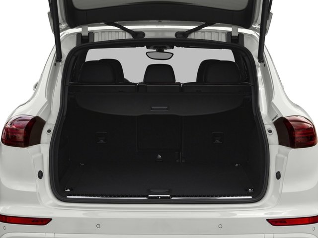 2018 Porsche Cayenne Base Price GTS AWD Pricing open trunk