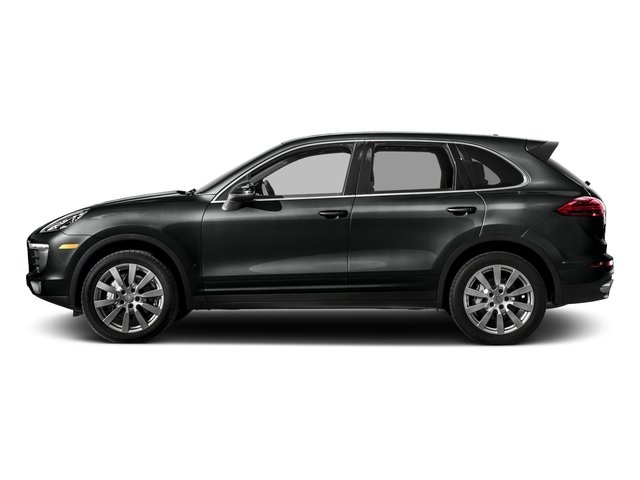 2018 Porsche Cayenne Base Price S AWD Pricing side view