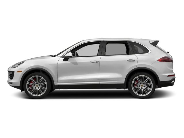 2018 Porsche Cayenne Base Price Turbo S AWD Pricing side view