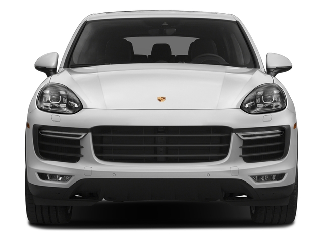 2018 Porsche Cayenne Base Price Turbo AWD Pricing front view