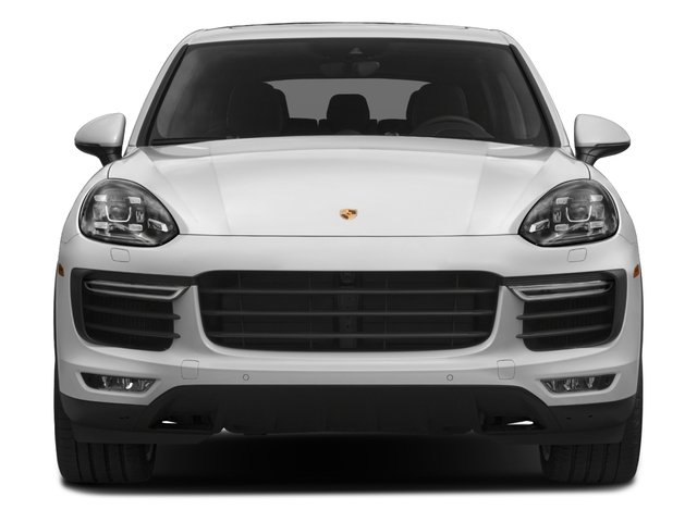 2018 Porsche Cayenne Base Price Turbo S AWD Pricing front view