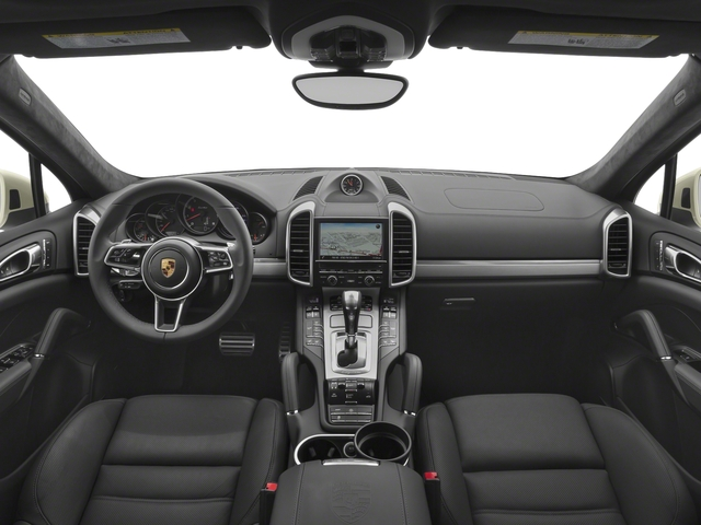 2018 Porsche Cayenne Base Price Turbo AWD Pricing full dashboard