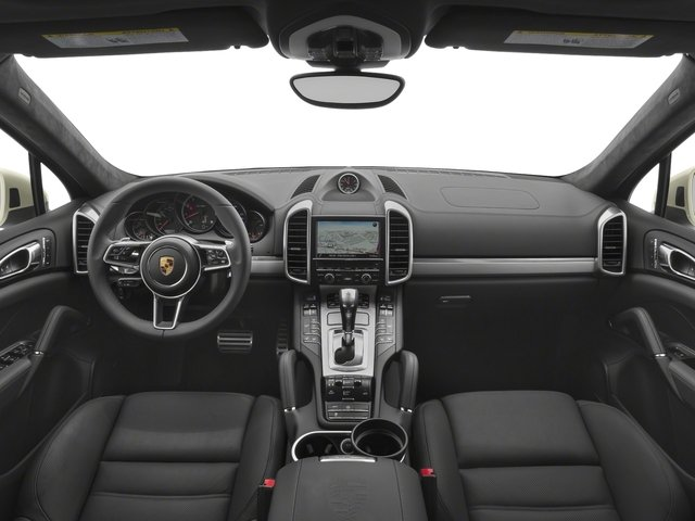 2018 Porsche Cayenne Base Price Turbo S AWD Pricing full dashboard