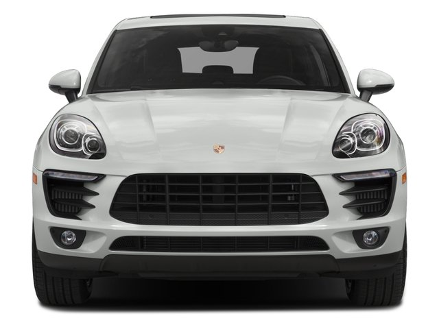 2018 Porsche Macan Pictures Macan GTS AWD photos front view