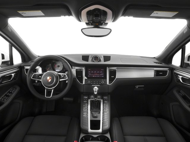 2018 Porsche Macan Pictures Macan GTS AWD photos full dashboard