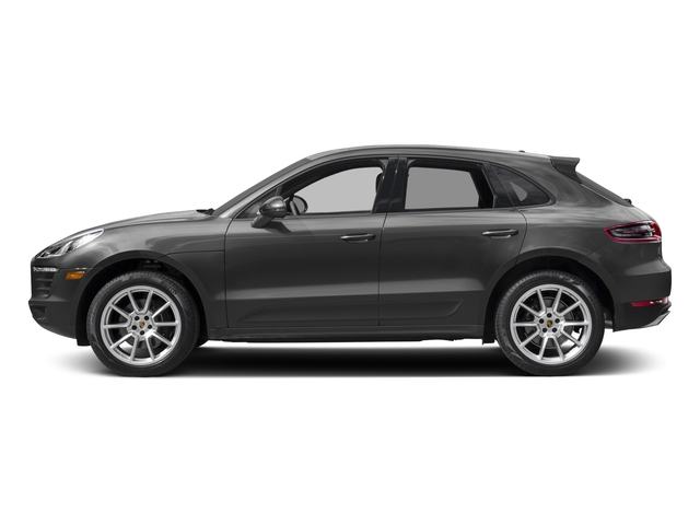 2018 Porsche Macan Base Price AWD Pricing side view