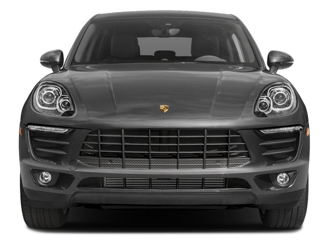 2018 Porsche Macan Base Price AWD Pricing front view