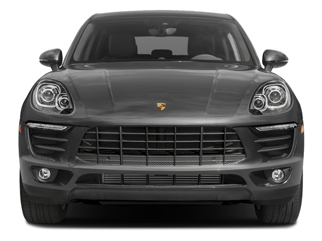 2018 Porsche Macan Pictures Macan AWD photos front view