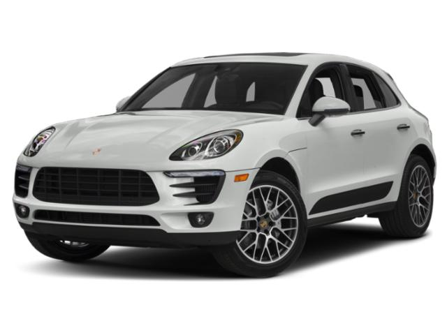 Porsche Macan Crossover 2018 Utility 4D Sport Edition AWD - Фото 1