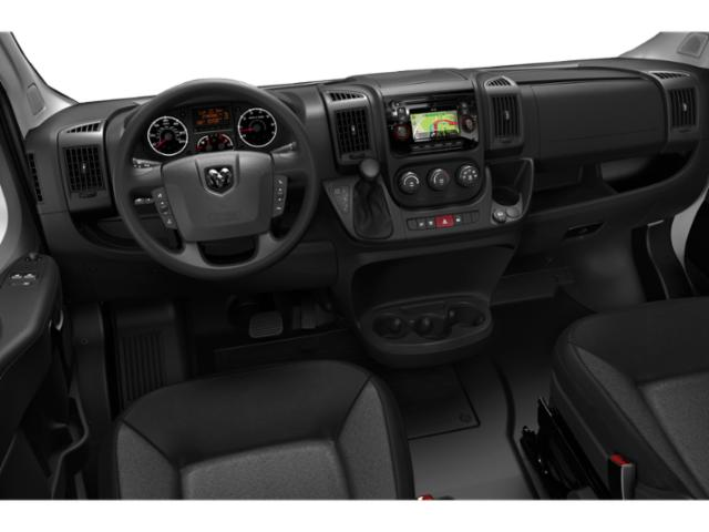 2018 Ram Truck ProMaster Cutaway Pictures ProMaster Cutaway 3500 136 WB photos full dashboard