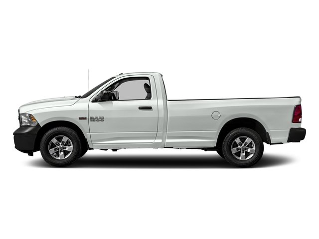 2018 Ram Truck 1500 Pictures 1500 Express 4x2 Reg Cab 6'4 Box photos side view