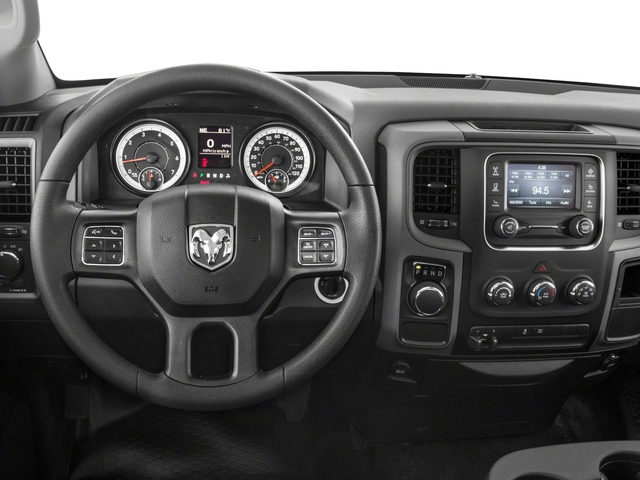 2018 Ram Truck 1500 Pictures 1500 Express 4x2 Reg Cab 6'4 Box photos driver's dashboard