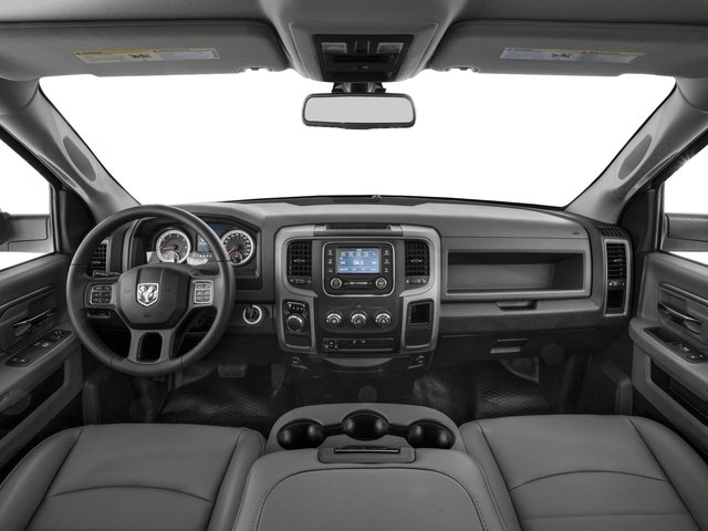 2018 Ram Truck 1500 Pictures 1500 Express 4x2 Reg Cab 6'4 Box photos full dashboard
