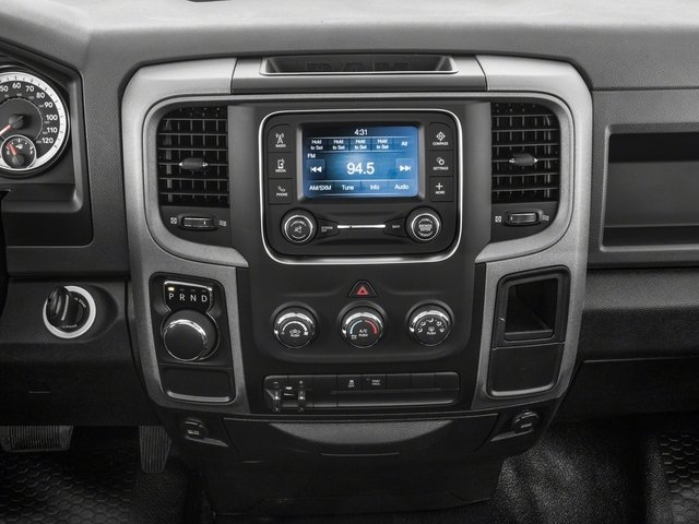 2018 Ram Truck 1500 Pictures 1500 Express 4x2 Reg Cab 6'4 Box photos stereo system