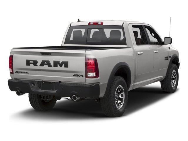 2018 Ram Truck 1500 Pictures 1500 Rebel 4x4 Crew Cab 5'7 Box photos side rear view