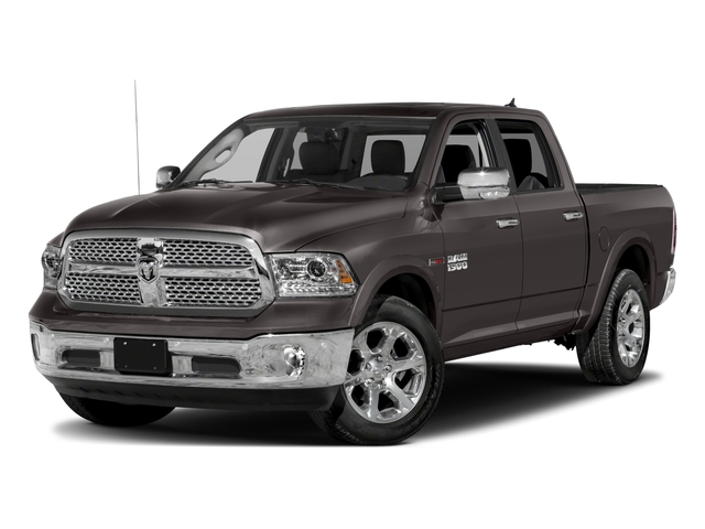 2018 Ram Truck 1500 Base Price Laramie 4x2 Crew Cab 5'7 Box Pricing side front view