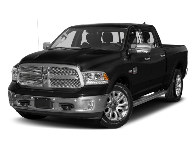 2018 Ram Truck 1500 Base Price Limited 4x2 Crew Cab 5'7 Box *Ltd Avail* Pricing side front view
