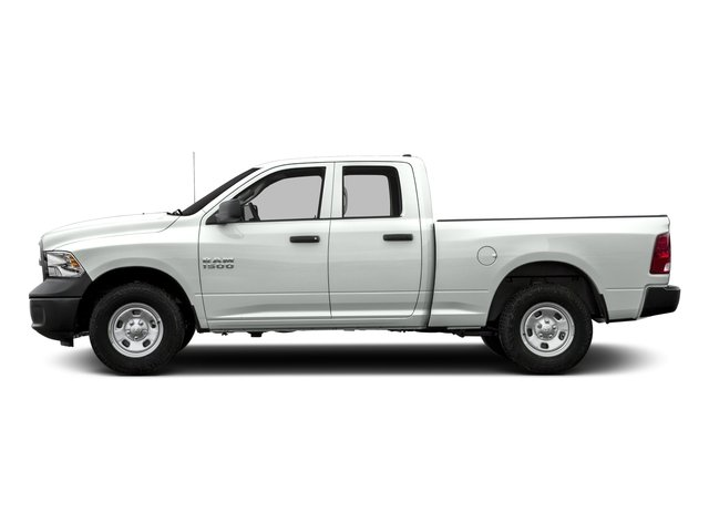 2018 Ram Truck 1500 Base Price Express 4x4 Quad Cab 6'4 Box Pricing side view