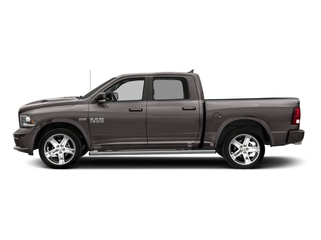 2018 Ram Truck 1500 Base Price Night 4x2 Crew Cab 5'7 Box *Ltd Avail* Pricing side view