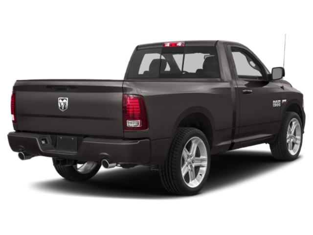 2018 Ram Truck 1500 Prices and Values Crew Cab Limited 2WD side rear view