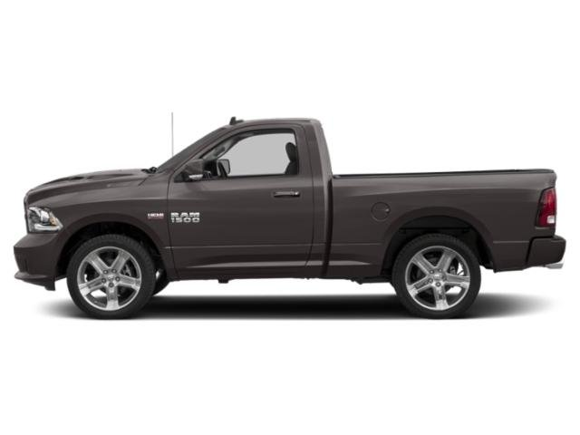2018 Ram Truck 1500 Prices and Values Quad Cab Tradesman 2WD side view